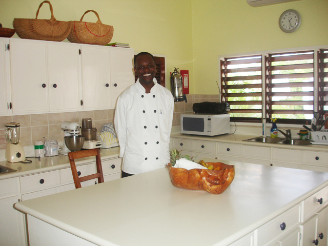 ... the talents of Orlando will please everyone, from the youngest toddlers to the most discerning grandparents and everyone in between. What a wonderful chef!
