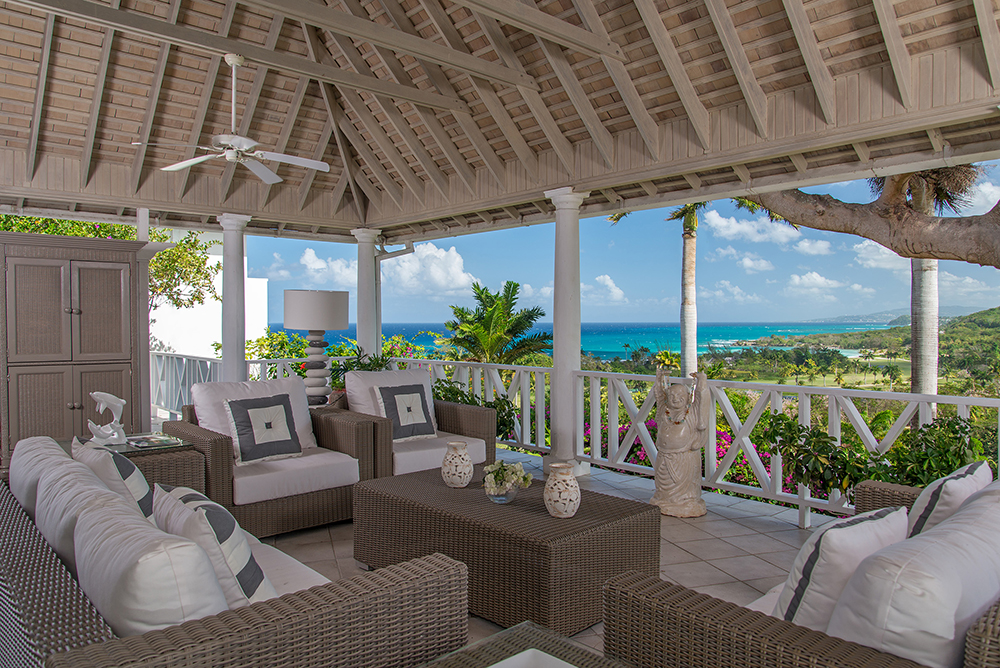 Come live a while in our Camelot ... a beautiful, newly-renovated two-bedroom villa at the prestigious Tryall Club Great House. Views are breathtaking 24/7.