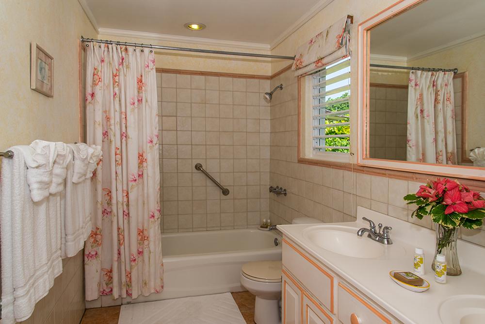 Bathrooms have been updated ...