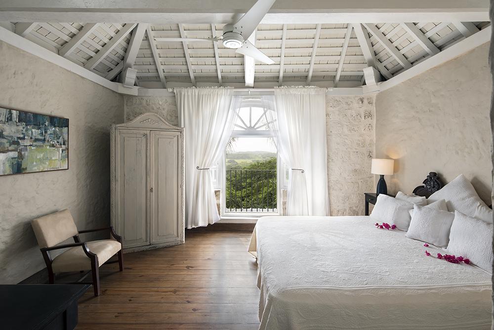 Bedroom 6, Master bedroom & en-suite shower room.
