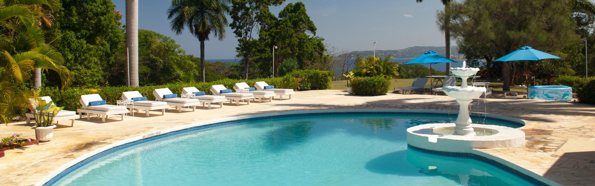 Summertime Jamaica Villa By Linda Smith