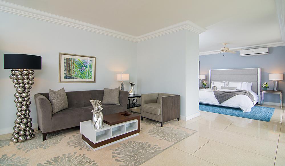 Bedroom 6 Living Room