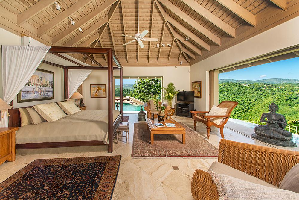 Owner's Villa Bedroom