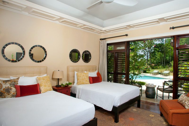 ACCOMMODATIONS -- DOWNSTAIRS 