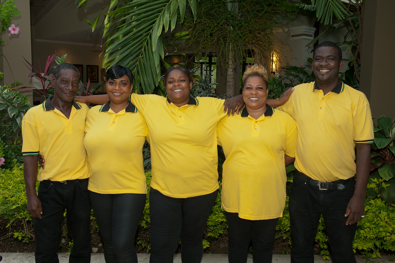 ... looked after by the warm, thoughtful staff who quietly pamper their guests without ever intruding.