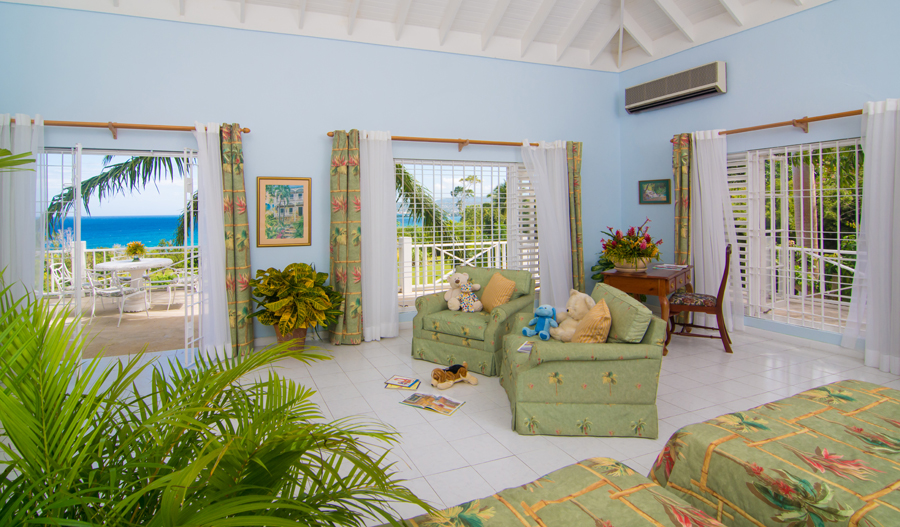 2nd MASTER BEDROOM - 600 sq ft